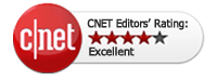 CNET Editors Rating - Excellent