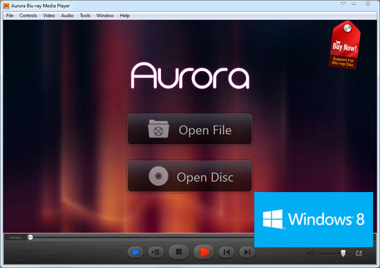 Blu-ray Media Player for Windows