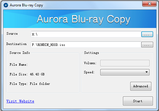 Copy Blu-ray Windows