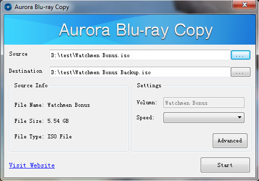 Free Blu-ray to ISO Converter - Convert Blu-ray to ISO Freely
