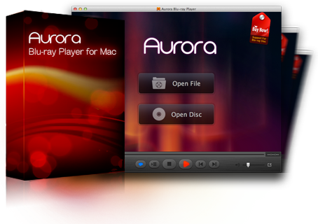 Aurora Blu-ray Player Software