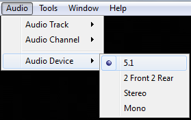 Audio Output