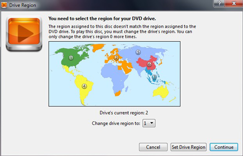 dvd region free software