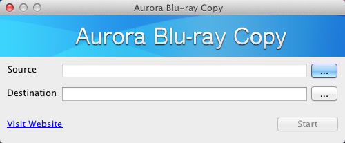 copy and backup Blu-ray on Mac OS X